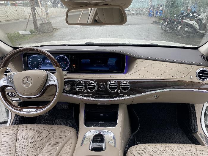 Bán Mercedes Maybach S400,sản xuất 2016,xe cực mới,giá tốt . 8