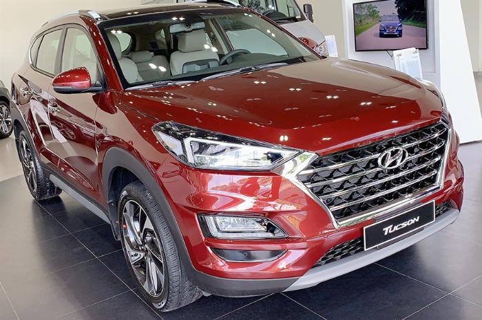 Hyundai Tucson 2.0 CRDi (Dầu) 2020 17