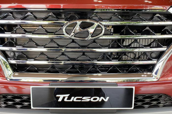 Hyundai Tucson 2.0 CRDi (Dầu) 2020 18