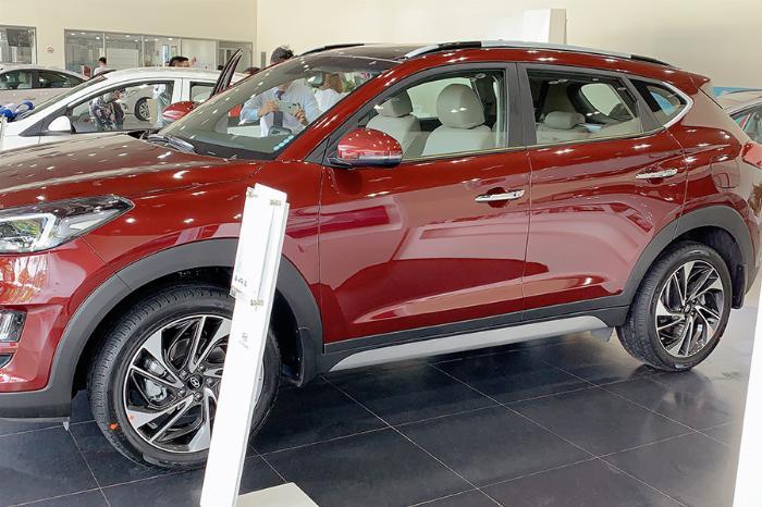 Hyundai Tucson 2.0 CRDi (Dầu) 2020 20