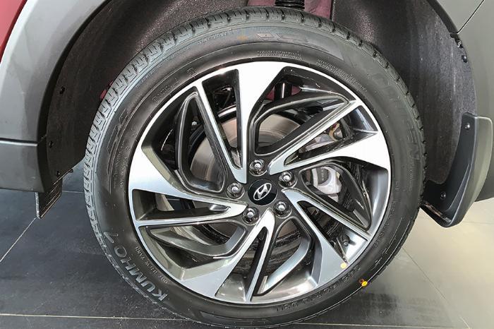 Hyundai Tucson 2.0 CRDi (Dầu) 2020 21