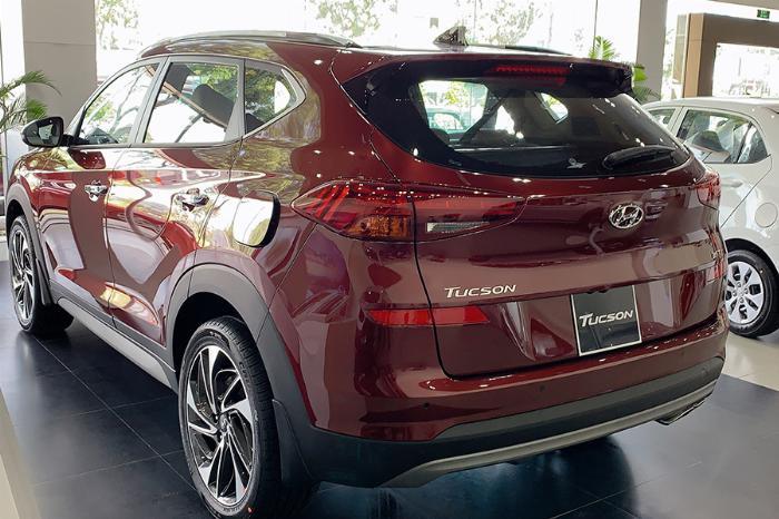 Hyundai Tucson 2.0 CRDi (Dầu) 2020 22