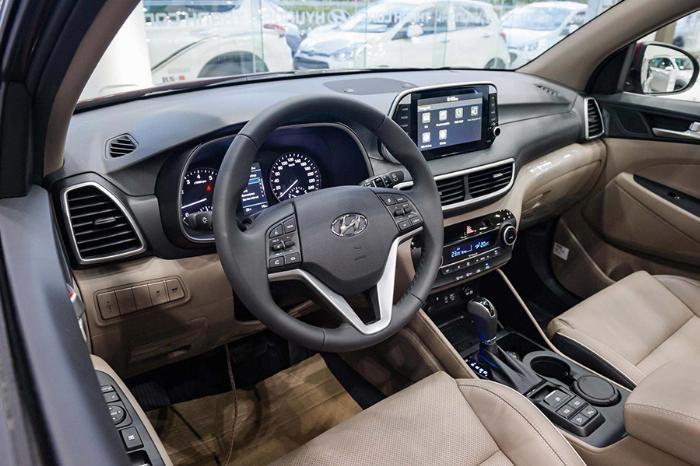 Hyundai Tucson 2.0 CRDi (Dầu) 2020 23