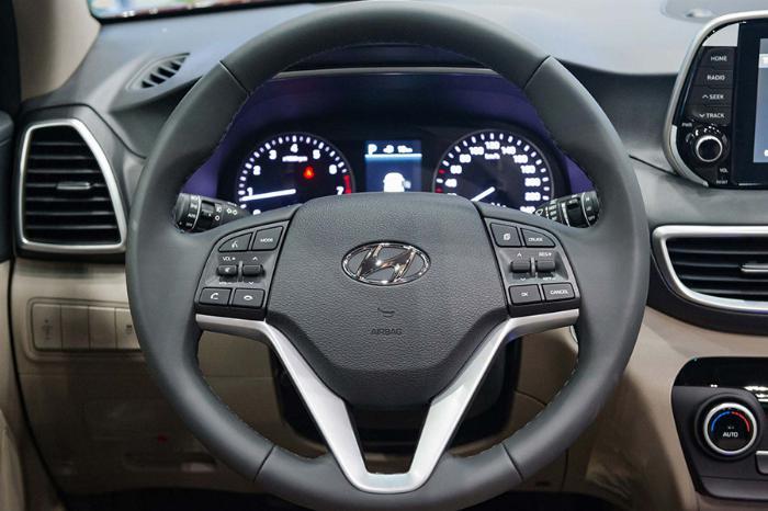 Hyundai Tucson 2.0 CRDi (Dầu) 2020 24