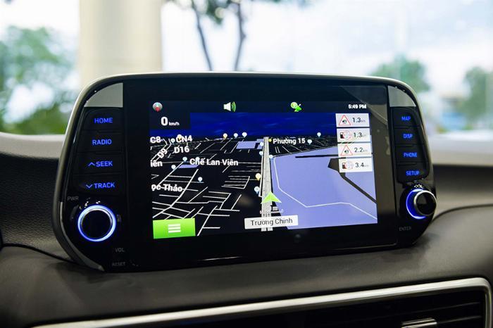 Hyundai Tucson 2.0 CRDi (Dầu) 2020 25