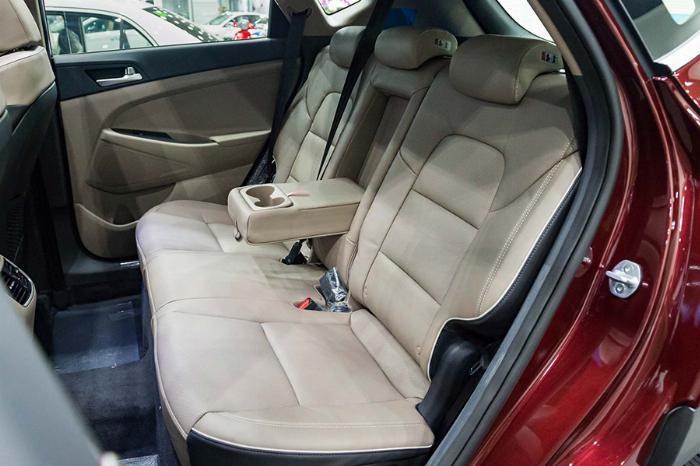 Hyundai Tucson 2.0 CRDi (Dầu) 2020 26