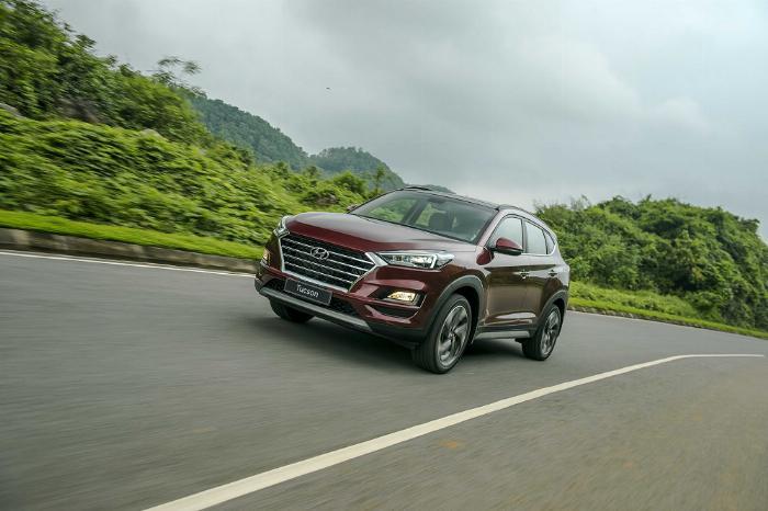 Hyundai Tucson 2.0 CRDi (Dầu) 2020 30