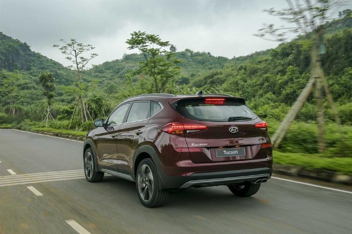 Hyundai Tucson 2.0 CRDi (Dầu) 2020 31