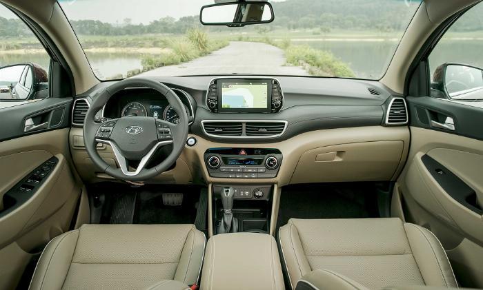 Hyundai Tucson 2.0 CRDi (Dầu) 2020 32