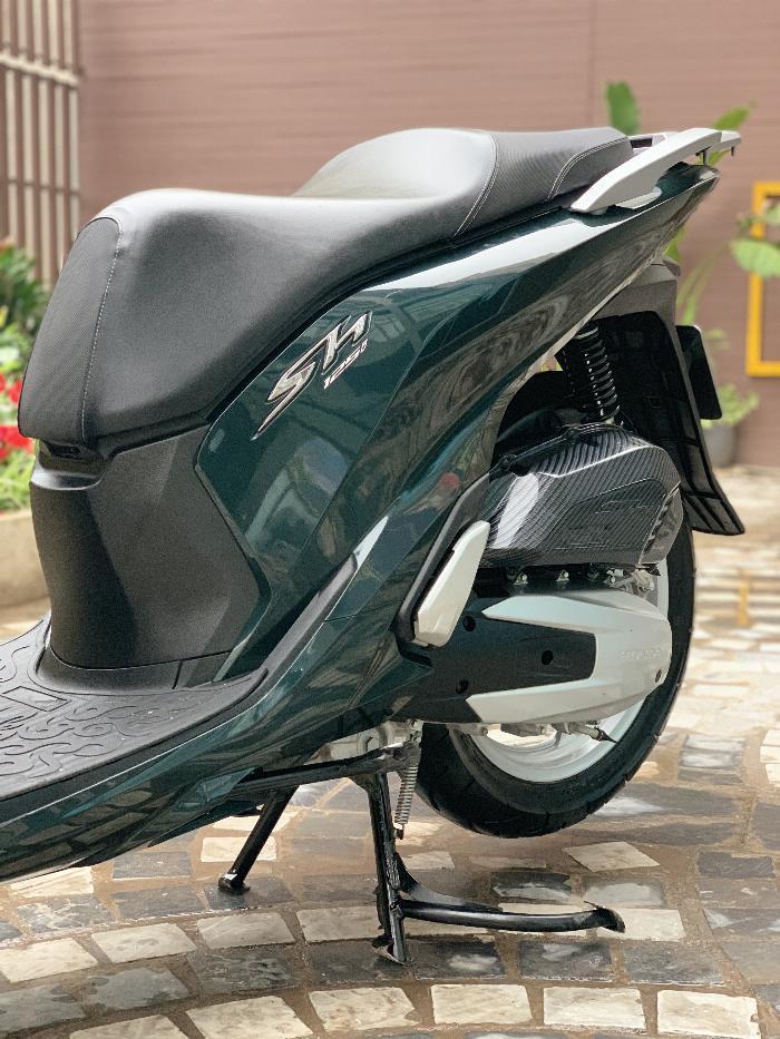 Cần bán SH Việt 125 CBS cuối 2018 mày xanh rêu biển cực Vip 13