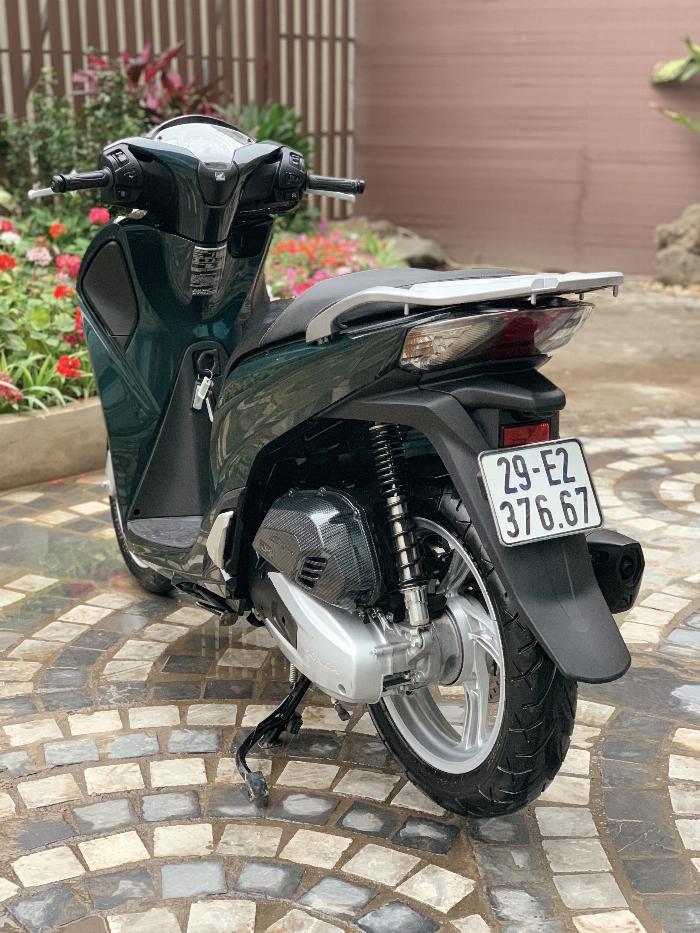 Cần bán SH Việt 125 CBS cuối 2018 mày xanh rêu biển cực Vip 0