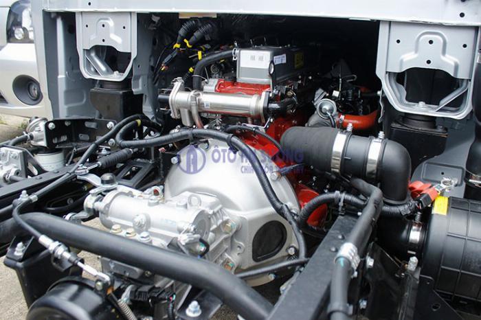 Xe Tải Jac 990kg Euro 4 - Hỗ Trợ Trả Góp 90% 4