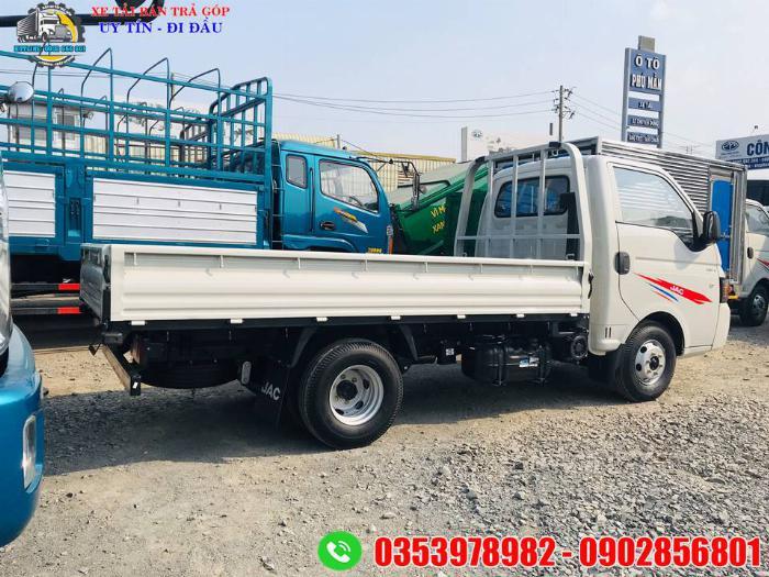 Xe tải 1 tấn thùng hàng dài 3.2 mét 2