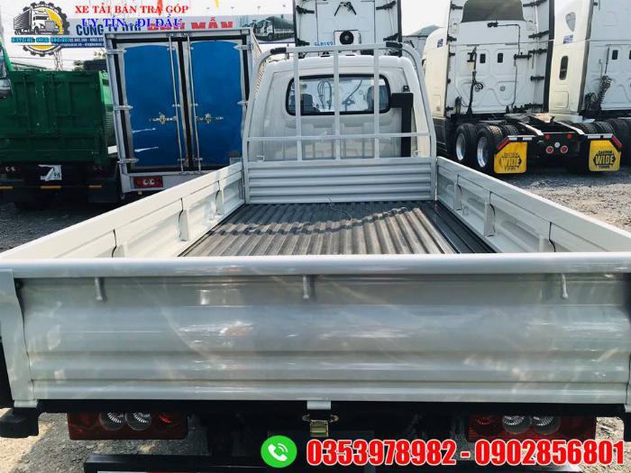 Xe tải 1 tấn thùng hàng dài 3.2 mét 3