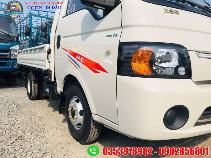 Xe tải 1 tấn thùng hàng dài 3.2 mét 4