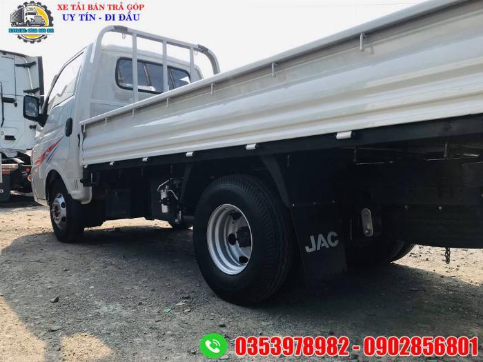 Xe tải 1 tấn thùng hàng dài 3.2 mét 6