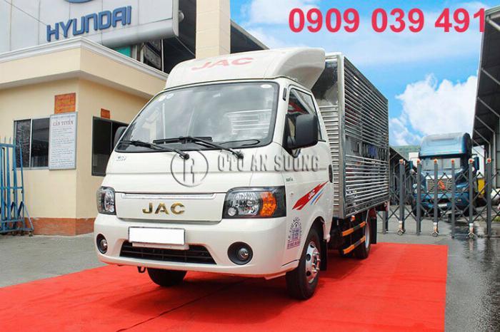 Xe Tải Jac 990kg Euro 4 - Hỗ Trợ Trả Góp 90%