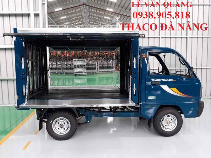 xe tải nhỏ 800kg mới tại đà nẵng, có hỗ trợ mua góp. 1