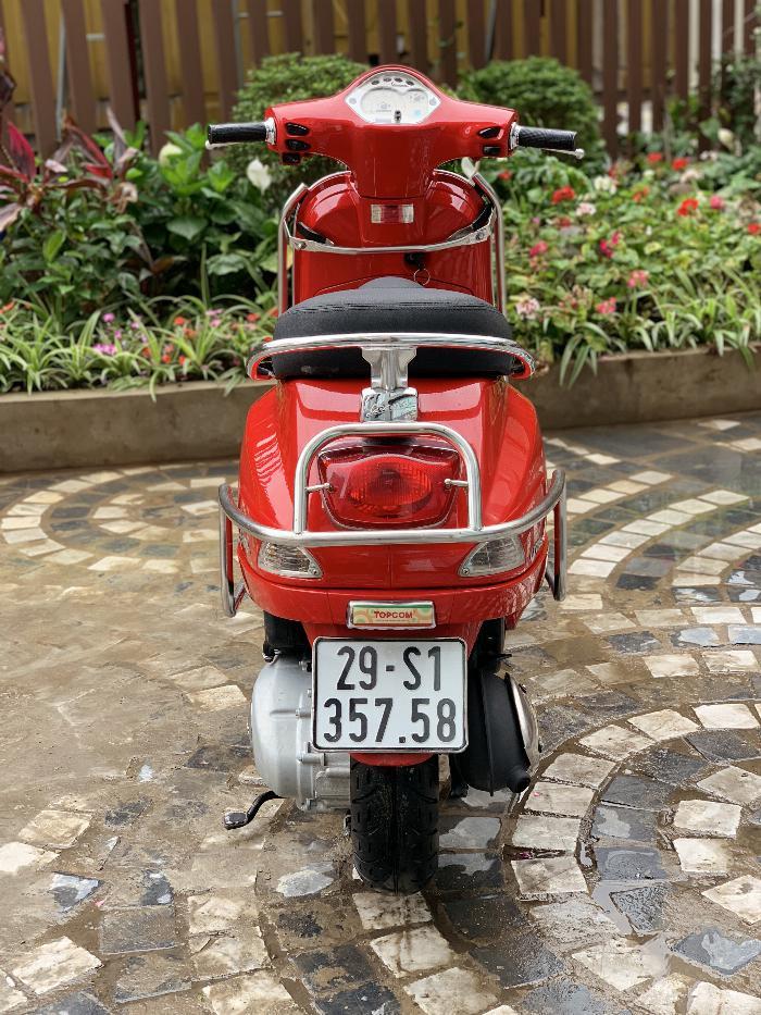 Cần bán Vespa LX 2014 màu đỏ quá đẹp, cực chât 1