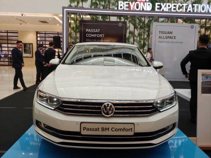 Passat BM Comfort sedan hạng sang,nhập khẩu Đức khuyến mãi khủng T3 4
