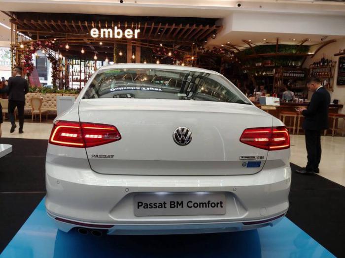 Passat BM Comfort sedan hạng sang,nhập khẩu Đức khuyến mãi khủng T3 5
