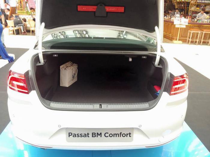 Passat BM Comfort sedan hạng sang,nhập khẩu Đức khuyến mãi khủng T3 3