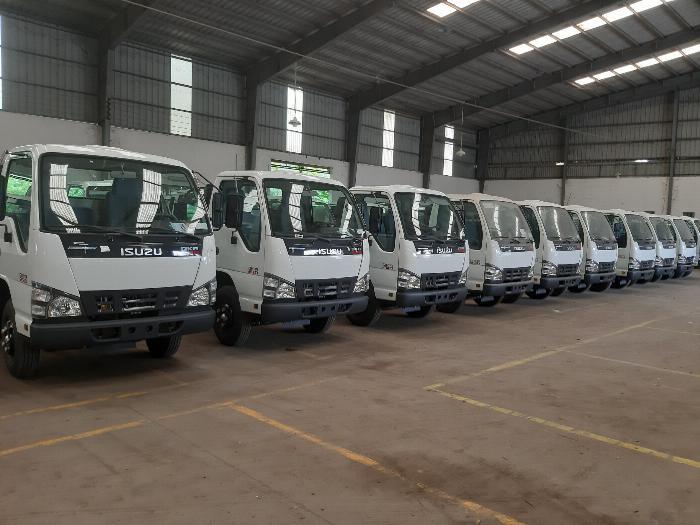 lô xe tải isuzu qkr 270 2.9 tấn