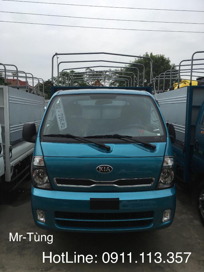 Xe Tải Kia K200 tải trong 9 tạ 1 tấn 4 1 tấn 9 2