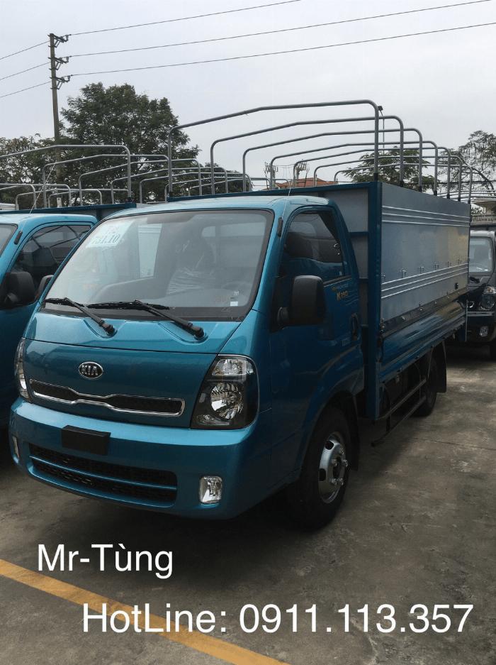 Xe Tải Kia K200 tải trong 9 tạ 1 tấn 4 1 tấn 9 4
