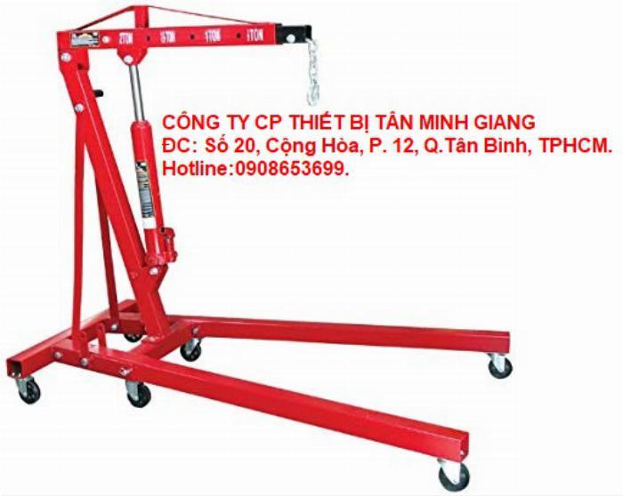 Cẩu móc động cơ 2 tấn,chịu lưc cao,chất lượng,uy tín,giá rẻ.