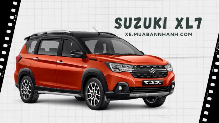 Suzuki XL7 trên MuaBanNhanh