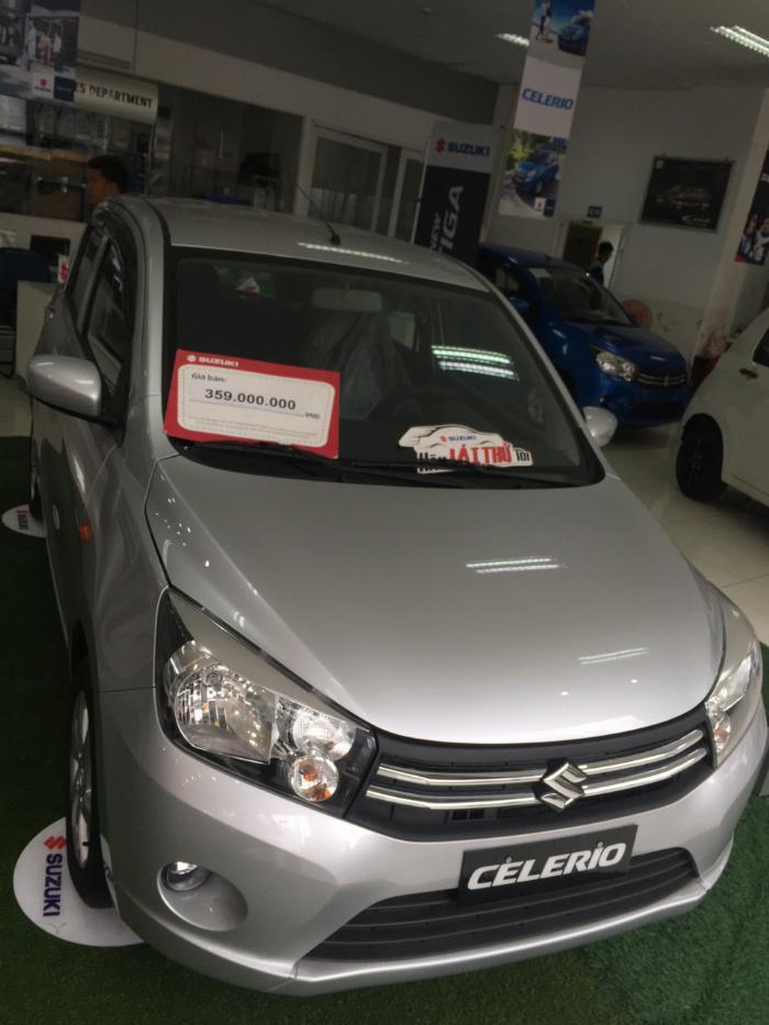 Suzuki Celerio - Sở hữu xe từ 110tr - KM lên đến 15tr đồng 3