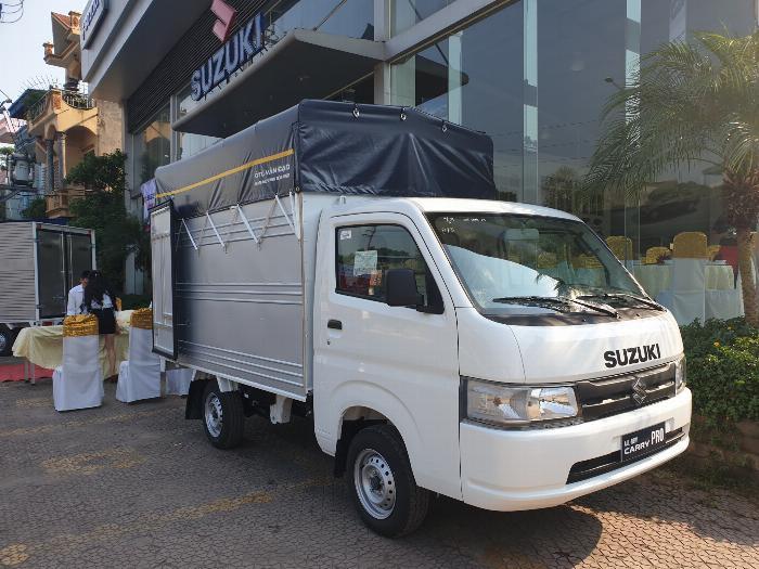 Suzuki sản xuất năm 2020 Số tay (số sàn) Động cơ Xăng