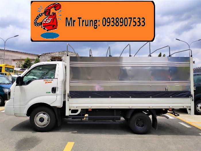 Xe tải Thaco Kia New frontier K250 tải 2.49 tấn, thùng dài 3m5, đời 2020 giá tốt 1