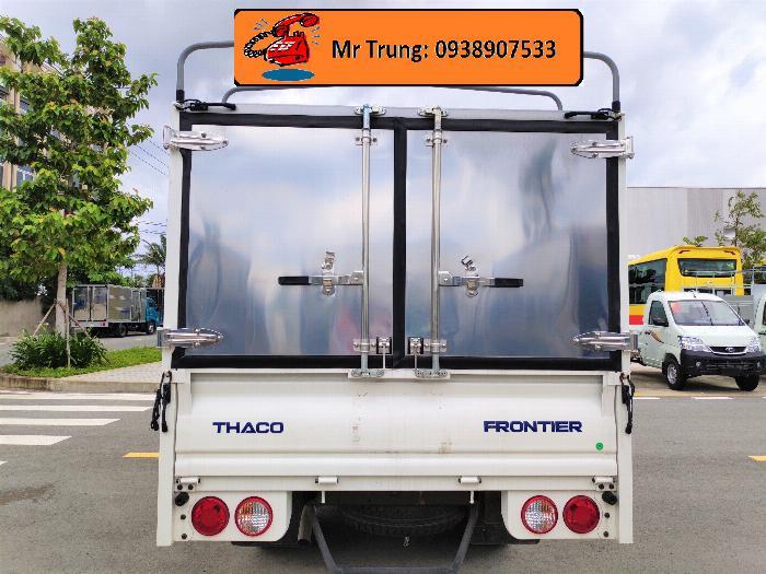 Xe tải Thaco Kia New frontier K250 tải 2.49 tấn, thùng dài 3m5, đời 2020 giá tốt 2