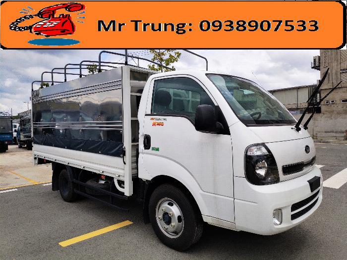 Xe tải Thaco Kia New frontier K250 tải 2.49 tấn, thùng dài 3m5, đời 2020 giá tốt 4
