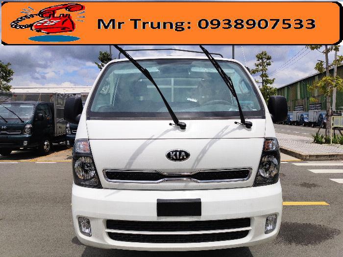 Xe tải Thaco Kia New frontier K250 tải 2.49 tấn, thùng dài 3m5, đời 2020 giá tốt 5