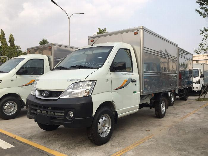 xe tải máy xăng THACO Towner 990 tải trọng 990kg 6