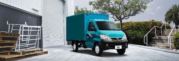 xe tải máy xăng THACO Towner 990 tải trọng 990kg 4