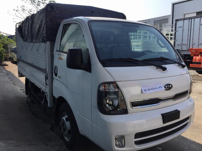 Xe tải Hàn Quốc 2 tấn 49 Kia K250 Tại Hải Phòng 3
