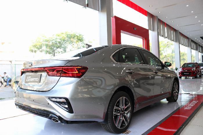 KIA Cerato 2020 Sô tự động 1.6AT Luxury. Tặng Bảo Hiểm + Phụ Kiện. Đưa trước 216 Triệu 5