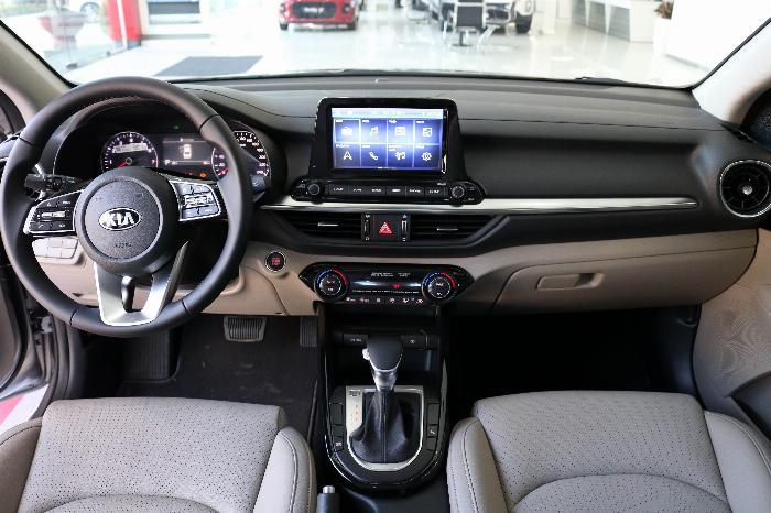 KIA Cerato 2020 Sô tự động 1.6AT Luxury. Tặng Bảo Hiểm + Phụ Kiện. Đưa trước 216 Triệu 15