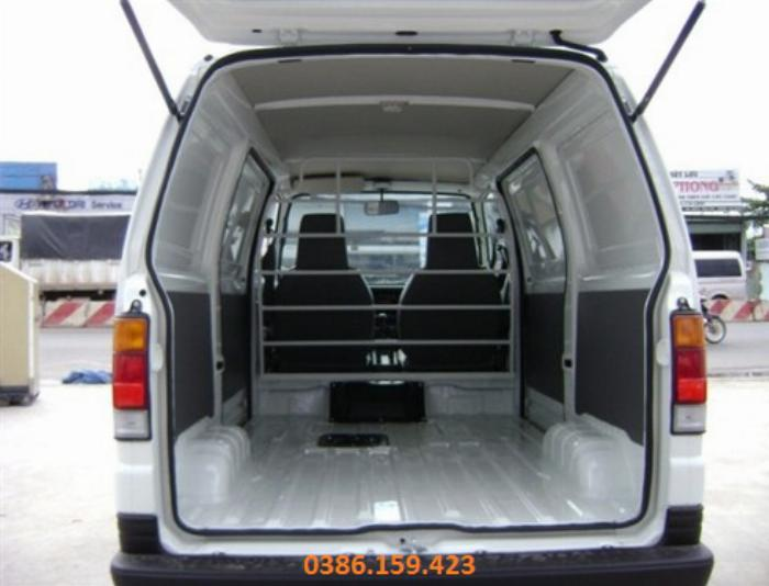 Xe tải cóc suzuki van , giá xe suzuki van mới nhất 2020 | suzuki carry super truck . 2