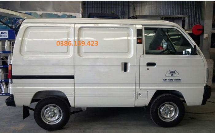 Xe tải cóc suzuki van , giá xe suzuki van mới nhất 2020 | suzuki carry super truck . 0