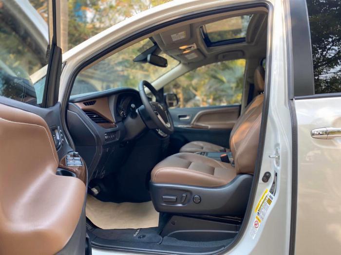 Toyota Sienna Limited 2020 nhập Mỹ 6