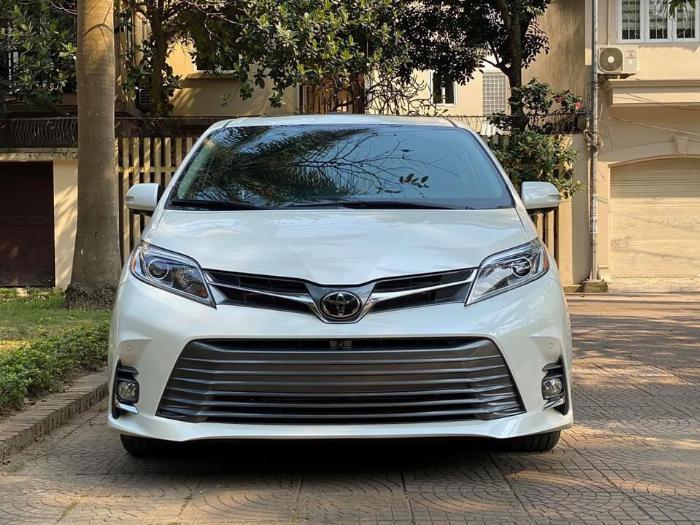 Toyota Sienna Limited 2020 nhập Mỹ 1