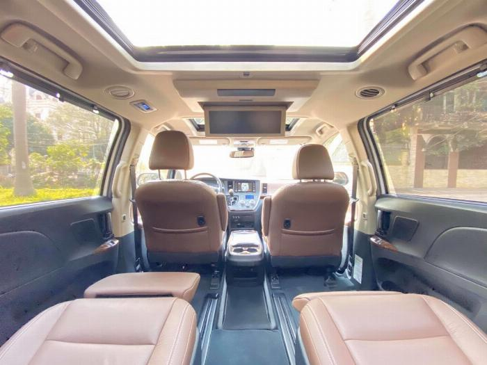 Toyota Sienna Limited 2020 nhập Mỹ 9
