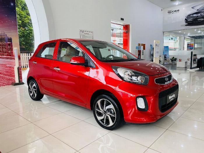 Bán Kia Morning giá chỉ từ 299tr, hỗ trợ trả góp lên đến 85% trong 7 năm - giá rẻ nhất Quảng Ninh 4