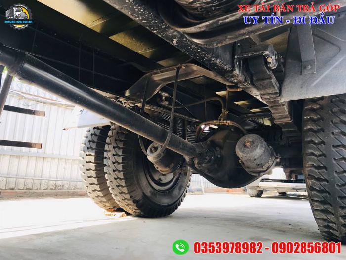 Giá xe tải chiến thắng 8 tấn thùng dài 4