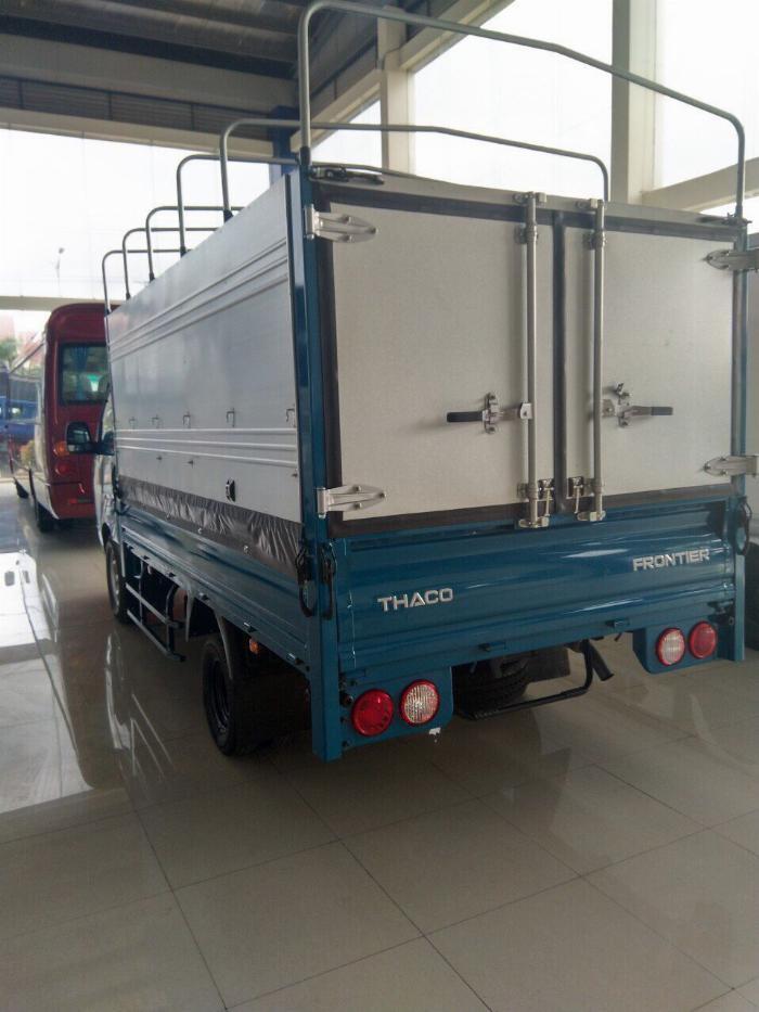 Xe tải K200 - Động Cơ Hyundai - Tải trọng 1,9 tấn